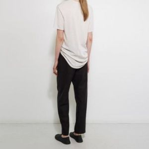 Raquel Allegra textured silk harem pants sz 0